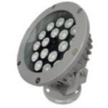 Ronda forma serie aleación de aluminio LED pared arandela