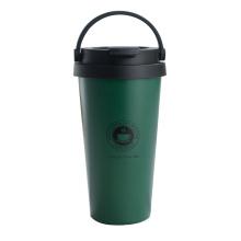 304 Stainless Steel Vacuum Hot Water Bottles Vibratory Coffee Tumbler