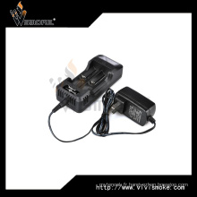 Xtar Vp1 LCD 2 Slots Chargeur de batterie intelligent Li-ion