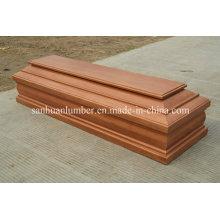 Cercueil en bois pour produits funéraires (H004)