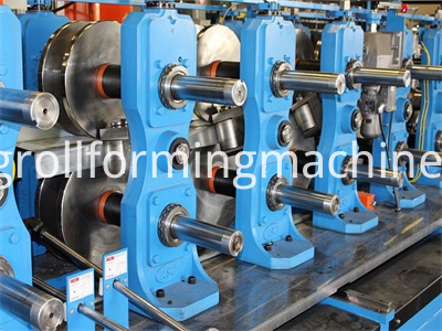 Z Shaped Steel Purlin Roll Forming Machines