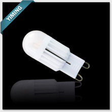 3W Ceramic G9 LED Lamp, High Voltage Epistar AC LED Chip, Without led driver, 230lm