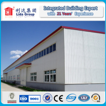 Prefabricated Steel Structural Building Shopping Mall
