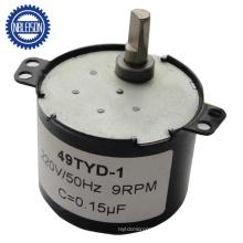 Permanent Magnet 49tyd AC Synchronous Motor 24V 120V 220V