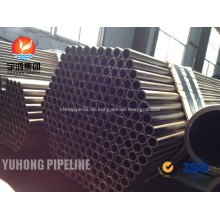 ASME SA210 Besoldungsgruppe A1 nahtlose Stahlrohr