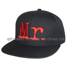 Flat Bill nuevo Blended Era Snapback Sport Baseball Cap (TMFL05199)