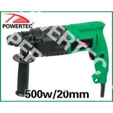 500W 20mm Rotationshammer (PT82501)