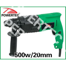 Marteau rotatif de 500 W à 20 mm (PT82501)