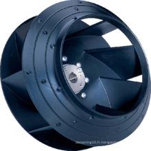 Turbine centrifuge adaptée aux besoins du client de pompe en métal