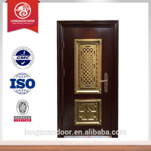 Neueste Design-Sicherheit Stahltür mian Eingang Tür Design Tür in Tür Lieferanten-Wahl
