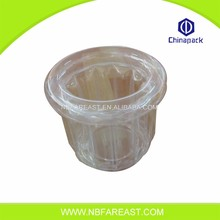 Promotion custom transparent inflatable ice bucket