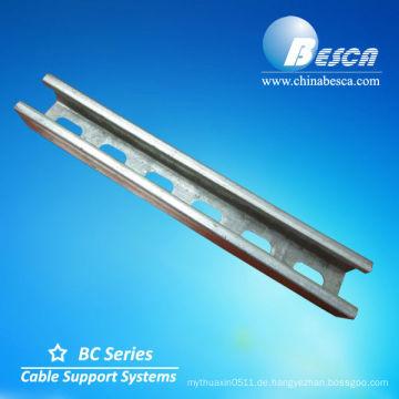 Galvanisierte C Purlin (UL, SGS, IEC und CE)