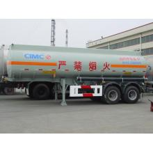 Good Quality for Water Tank Trailer Carbon Steel Fuel Tank Semi-Trailer export to Bahrain Suppliers