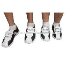 Bowling Shoes with Soft Man-made Uppers, Customized Logos Welcomed