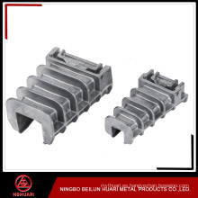 Muestra de fábrica disponible directamente de zinc die casting para productos de ducha castlegar