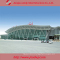 Galvanized Steel Frame Truss Structure Airport Roofing Construction