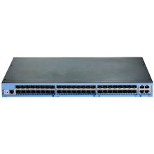 48 puertos todos Gigabit todos conmutadores ópticos
