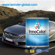 Car refinish spray paint coating for auto repair