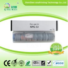 Toner de copiadora compatible para Canon Gpr22