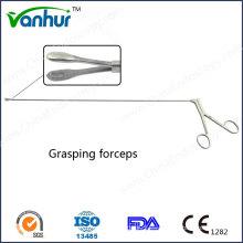 Instrumentos de broncoscopia Traquea pediátrica Cuerpo extraño fórceps