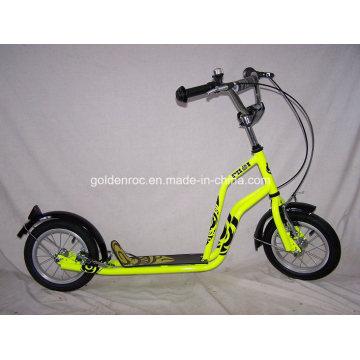 """Scooter de pie con marco de acero de 12 """"(SC1201)"""