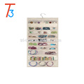 48 Pocket Jewelry Hanging Storage Organizer Holder Earring Bag Pouch Display HOT
