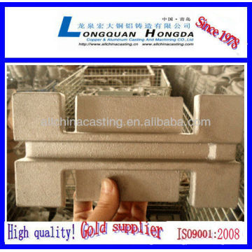 Kupfer-Guss-Produkt Lampenabdeckung