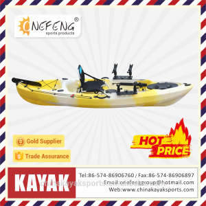 Superly practical single kayak