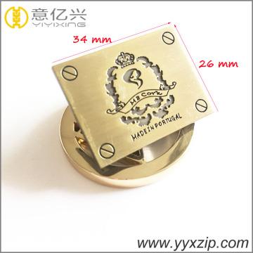 Diseño al por mayor de metal colgantes de bronce encantos