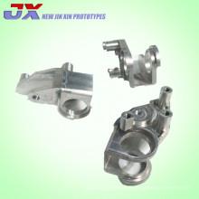 Parte de usinagem CNC alumínio precisão OEM para diversos uso Industrial