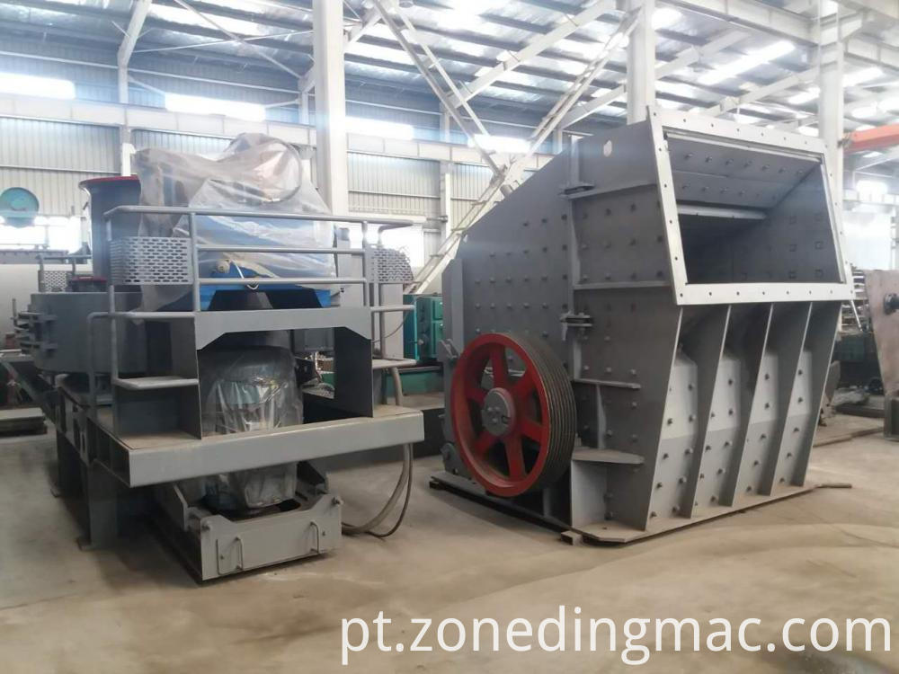 Metal Ore Impact Crusher