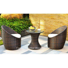 All-Weather Wicker Patio Conversation Patio Sets (OT22)