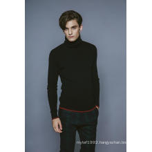 100%Cashmere Fall&Winter Turtleneck Jumper Men Knitwear