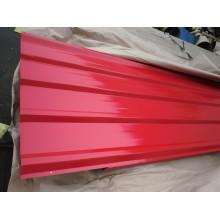 Corrugated PPGI Steel Sheet