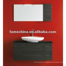 Módulo de casa de banho de MDF de parede / vaidade / móveis sanitários