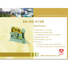 Elevator Overspeed Governor (SN-SG-X12B)
