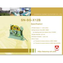 Gobernador de velocidad para ascensores (SN-SG-X12B)
