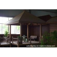 Экологически безопасный деревянный пластиковый композитный WPC Pavilion