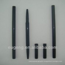 Auto-cosmetic packaging for eyeliner pencil