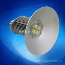 La Chine 200w a conduit une haute lumière de la baie, a conduit la lumière highbay du fabricant fiable