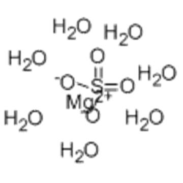Magnesium sulfate heptahydrate CAS 10034-99-8