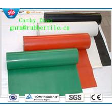Natural Rubber Roll Shee, Rib Rubber Sheet Acid Resistant Rubber Sheet Anti-Abrasive Rubber Sheet