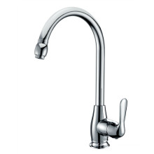 Sanitary Ware Chrome Plated Kitchen Faucet (2385)