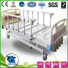 medical manual bed