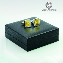 Luxury+square+black+cufflink+box+gift