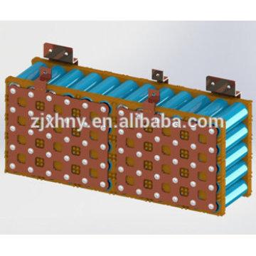 Batterie au lithium 48v150ah li ion pour batterie de voiture