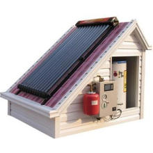 heating solar panels  Separated Heat Pipe Solar Water Heater