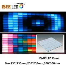 Pannello LED Light 250 millimetri DMX RGB
