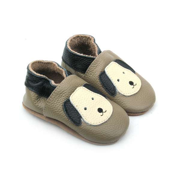 Baby Soft Feet Shoe Leather Footwear