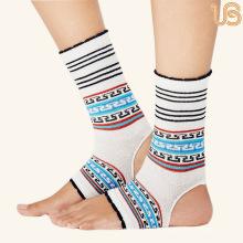 Spezielle Design-Yoga-Socke